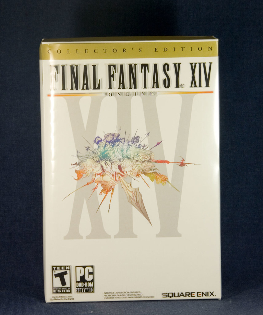 Final Fantasy XIV Collector Edition 08