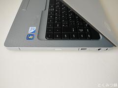 HP G62 エントリモデル