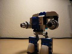 "MPM-4 ""Stomper"" 5 (SnakeMittens) Tags: open lego walker mecha mech hardsuit"