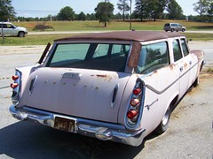 1958 DESOTO FIRESWEEP (classicfordz) Tags: rust 1958 desoto stationwagon shopper firesweep