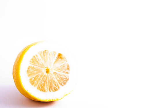 Lemon by Brad Montgomery (from Flickr)