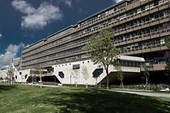 Civil Engineering (S.Domantas) Tags: building architecture campus university delft civil massive brutalism tudelft civilengineering constructivis