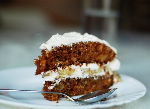 Special Carrot Cake 1/3