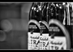 Ultra (RYoungFoto) Tags: bw white black blur detail beer 50mm amber nikon bokeh young rick nik 18 ultra lawyer hdr lazarus michelob cs4 d90 greatphotographers dfine colorefex silverefex rickthelawyer rfoto ryoungphotog ryoungfoto ryoungfotocom