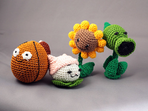 Plants versus Zombies Dolls
