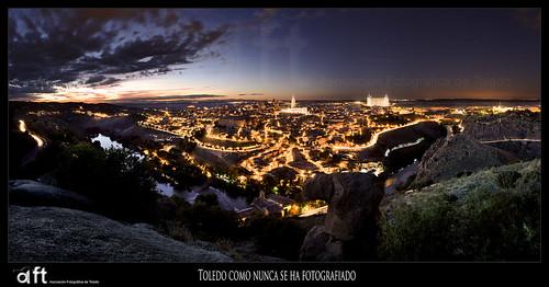 Toledo como nunca se había fotografiado