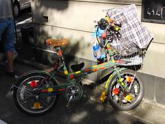 Funky Kyoto bike