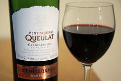 Ventisquero Queulat 2007 Maipo Valley Carménère