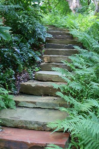 i love chunky steps