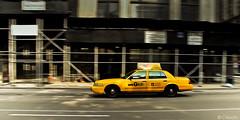New York Cab (lodo photo) Tags: nyc panorama newyork beautiful yellow skyline landscapes photo nikon foto manhattan cab taxi picture yellowcab retro newyorkskyline lodo d60 nycab nikond60 newyorkpanorama mywinners anawesomeshot lodophoto