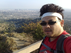 Mt. Hollywood trail