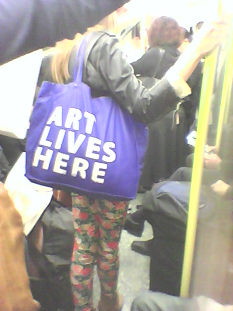 art lives here. really?