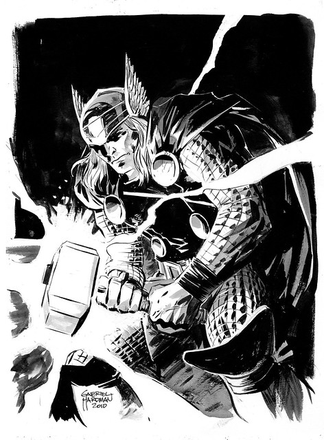 Thor_Sketch_by_heathencomics