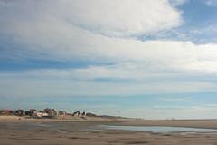 Quend les Pins (Daniel Schoumakers) Tags: sky france beach clouds dunes sable ciel nuages plage baiedesomme danielschoumakers