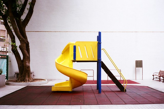 playground in Hong Kong