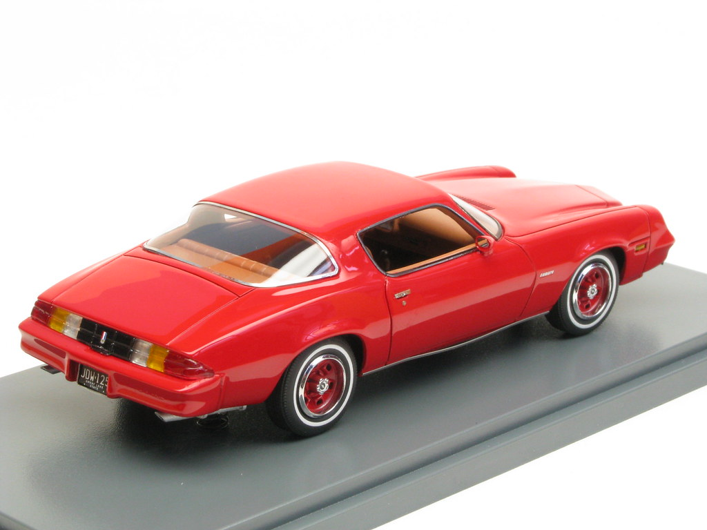 Diecast Car Forums Neo Scale Models Week 39 Camaro Lt