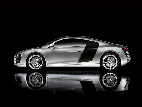 All I want for Xmas is an Audi R8!