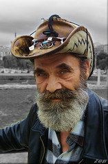 The last cowboy of the town...... (Lefteris Zopidis) Tags: