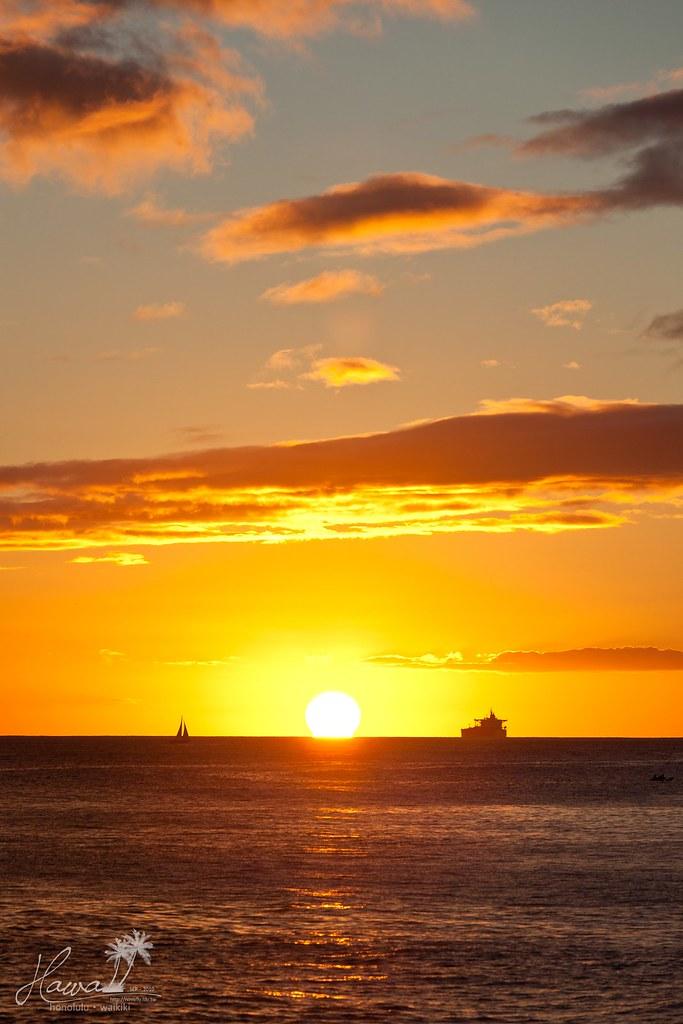 漫步.夏威夷