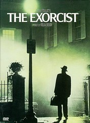 poster for the 1973 film The Exorcist