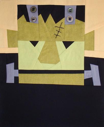 Sonja's Carl Frankenstein design