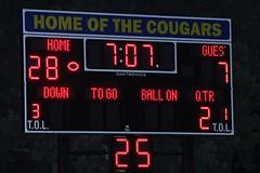 D_37160A (RobHelfman) Tags: sports losangeles football highschool scoreboard culvercity crenshaw