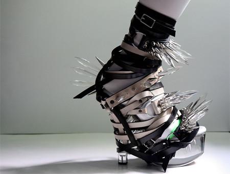 туфли от дизайнера Lauren Tennenbaum