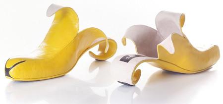 banana туфли от дизайнера Kobi Levi.