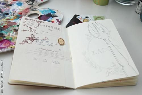 Как сделать себе красивую тетрадь