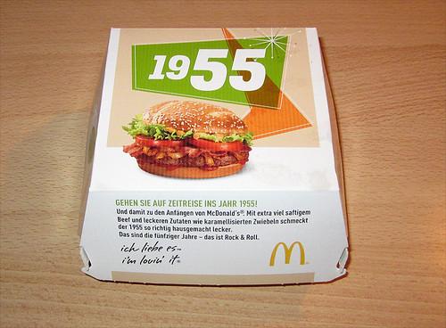 01 - 1955 Burger - Packung