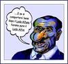 lodo alfini (alaxyzel) Tags: comics politics humor satira lodo italiana alfano repubblica bluecolor crise berlusca psiconano alfini