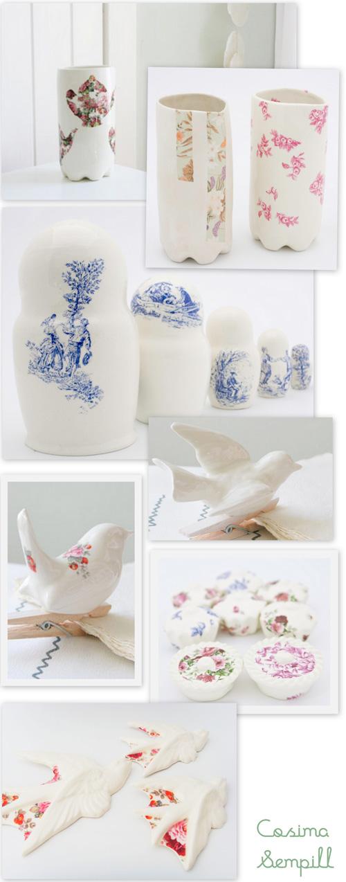 Cosima Sempill Ceramics