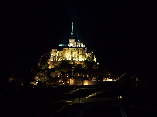 Mont St-Michel is within easy reach of Cancale. Photo: Sean Graham