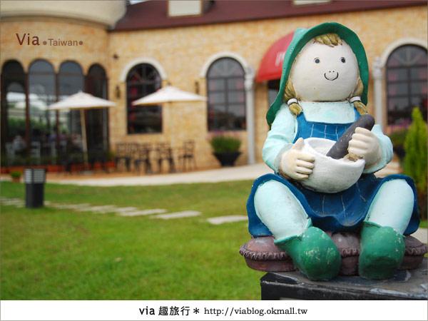 【台中】富林園洋菓子~夢幻童話建築及蛋糕的美妙結合4