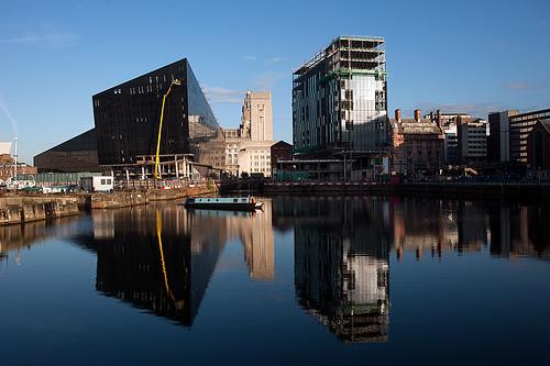 Mann Island Development, Liverpool
