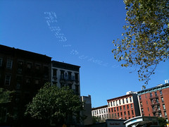 Proposals in the sky (chelsea d.) Tags: nyc newyorkcity weddings ewwwww