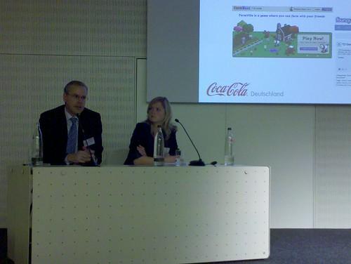 Kommunikationskongress 2010: Best Cases Coca Cola und Kodak