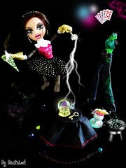 Fashion Iconz C3- Entertainers- Katia (Magician) (BratzLuv!) Tags: katia entertainment mga bratz magician