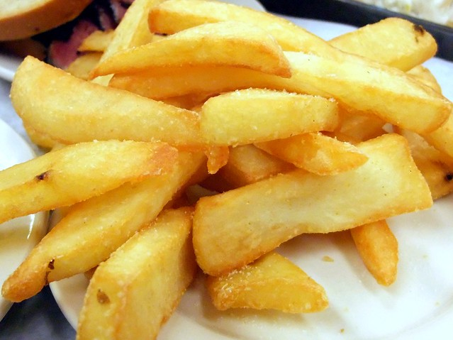 Thick Cut Fries