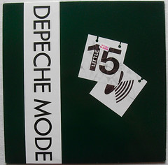 1988 Depeche Mode LITTLE 15 single 12 inch record album vinyl 1980s LP sleeve A (Christian Montone) Tags: records graphics vinyl albums record depechemode 1980s sleeve recordcovers vinylrecords albumjacket