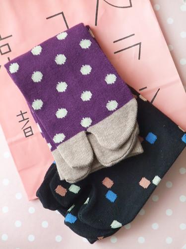 Tabi Socks - Karancolon Kyoto