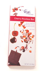 Vosges Cherry Rooibus Bar