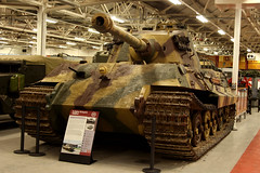 WW2 1944 German Pz Kpfw VI Ausf B Tiger II (growler2ndrow) Tags: army military wwii german dorset ww2 1944 tanks bovington thetankmuseum