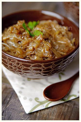 Onion Confit
