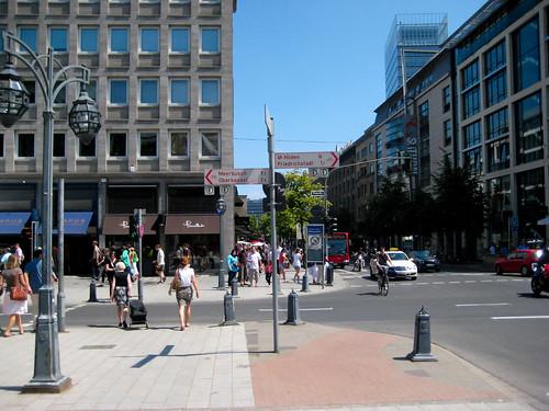 Königsallee street