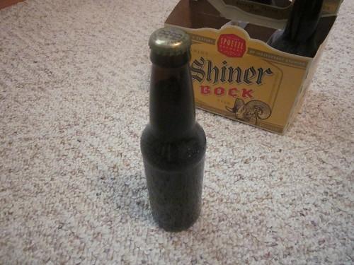 Finished bottle