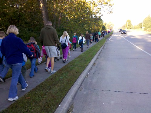 Parents want safe routes for their children to walk to school in Ladue