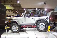 2003 Jeep Wrangler Rubicon - Tomb Raider 2 - Lara Croft's Jeep