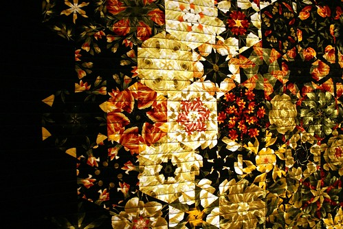 The Ring quilt by Bruce Seeds at ArtPrize 2010