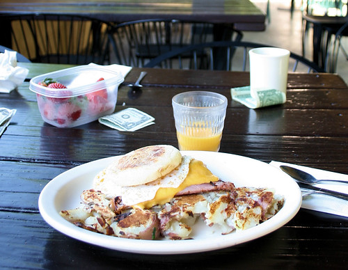 Free breakfast!